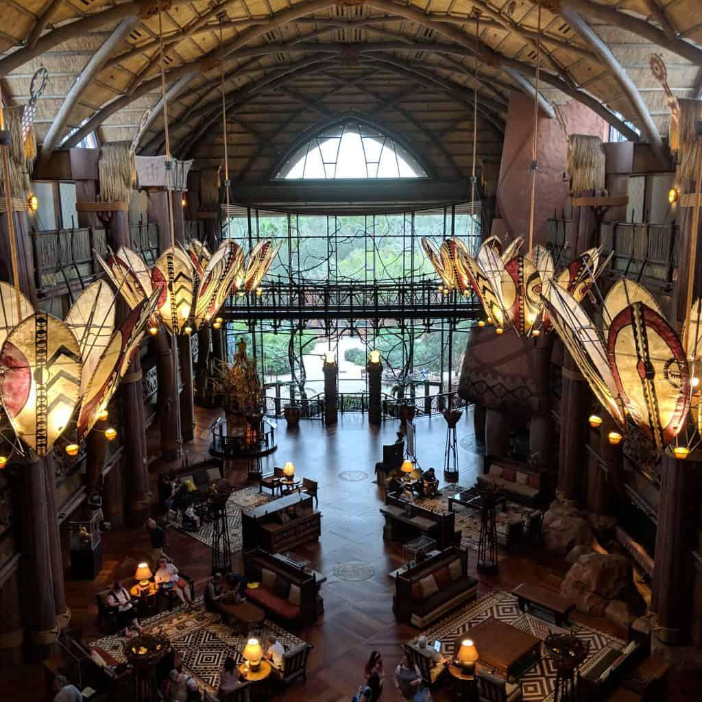 Main Lobby View FrBom Club Level
